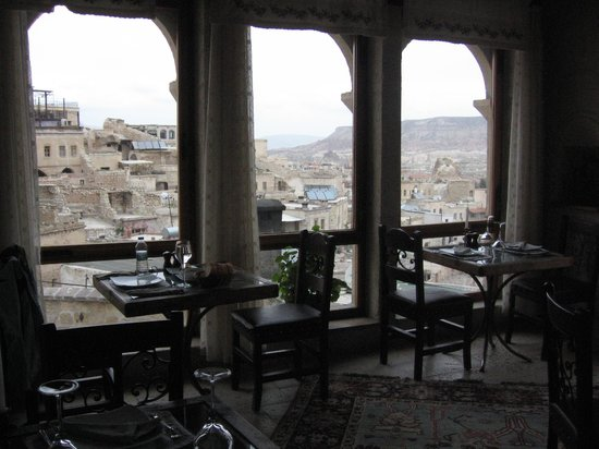 Far end small room with gr8 view picture of seten for Anatolian cuisine