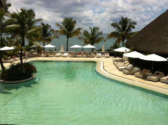 Maritim Resort & Spa Mauritius: Une des 2 piscines