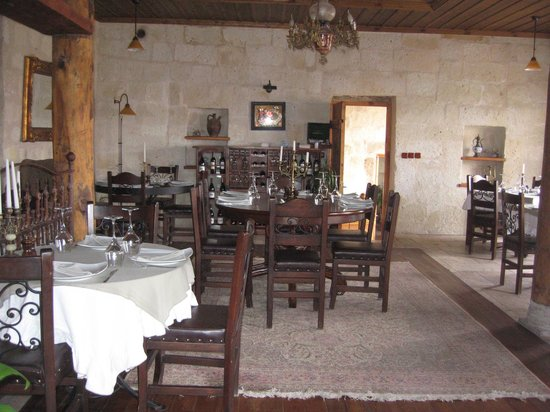 Main dining room picture of seten anatolian cuisine for Anatolian cuisine