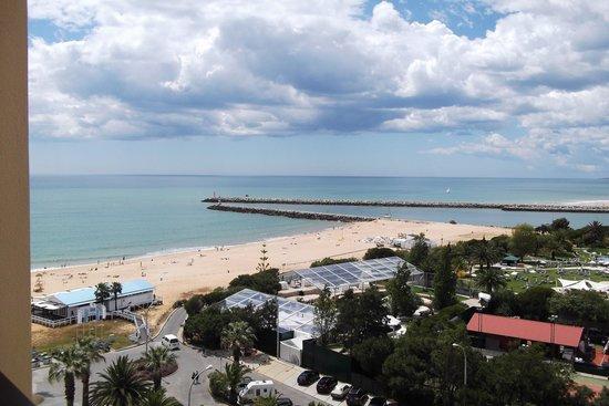 Vila Galé Ampalius: Vista Quarto Lateral Mar