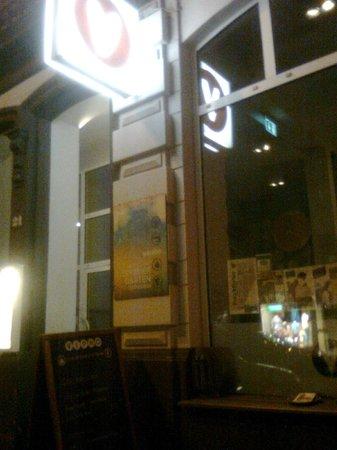 Vipho: Eingang