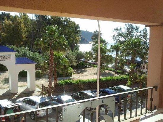 Bahia Tropical Hotel: Vista desde la habitación