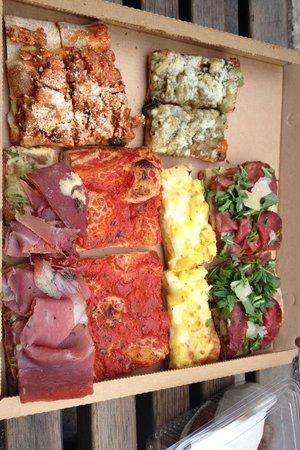 Pizzarium Bonci : Pizza from Pizzarium!