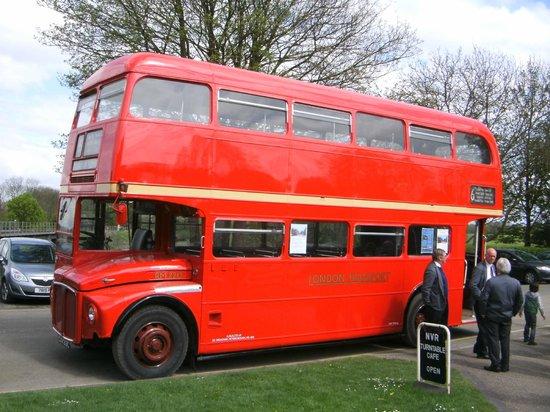 Nene Valley Railway: Routemaster bus