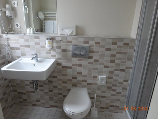 BEST WESTERN Hotel am Spittelmarkt: Single Standart
