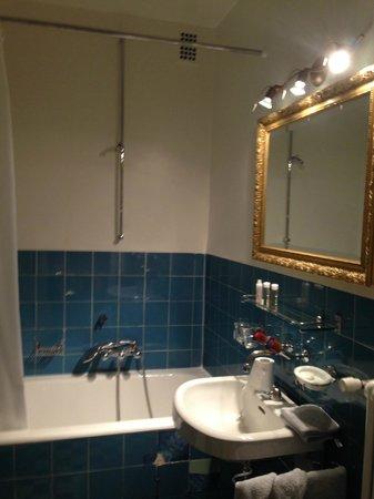 Hotel Adriatica: Notre salle de bain