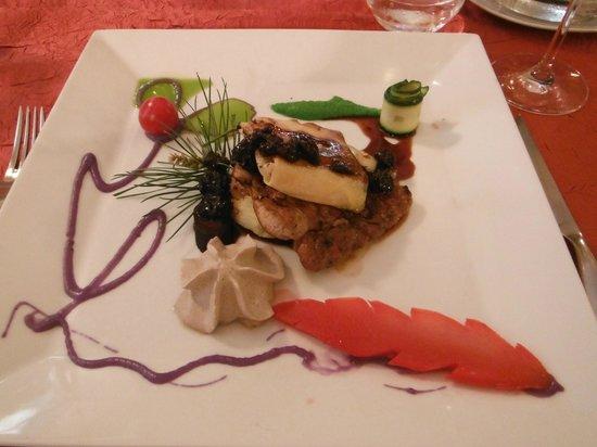 La Table d'Emilie : Pork as a work of art