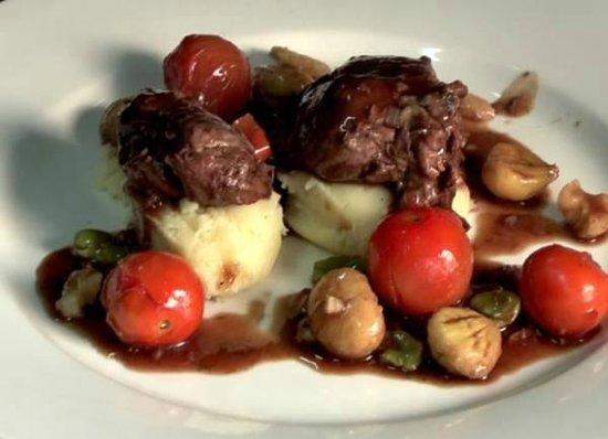 Lendario: A fantastic pork dish