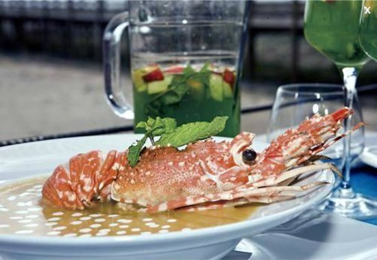 Lendario: Seafood is fresh and tasty