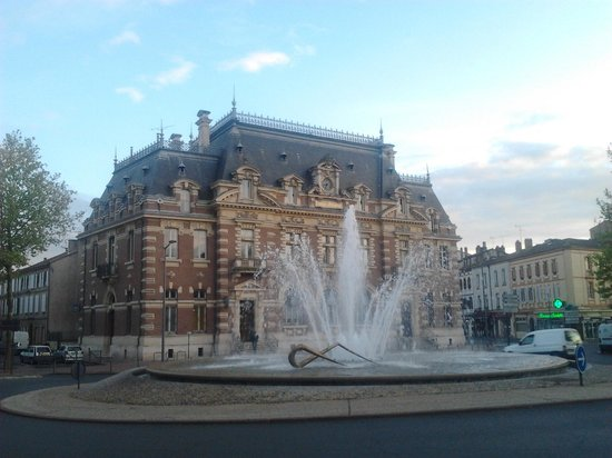 Hotel Les Pasteliers: otra fuente