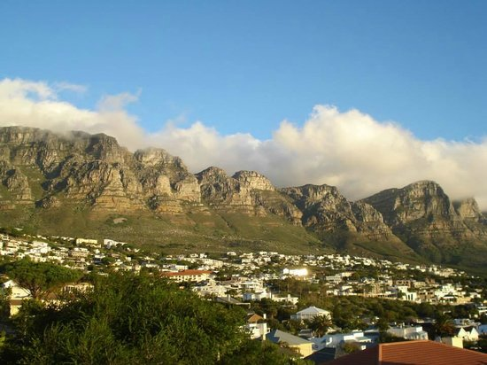 The Bay Atlantic Guest House: The View