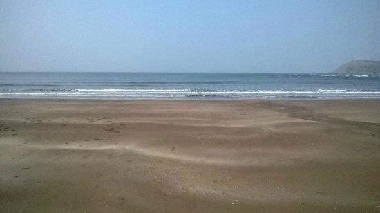Bhatye Beach : beach front