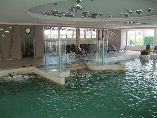 Terme Venezia Hotel: piscina interna