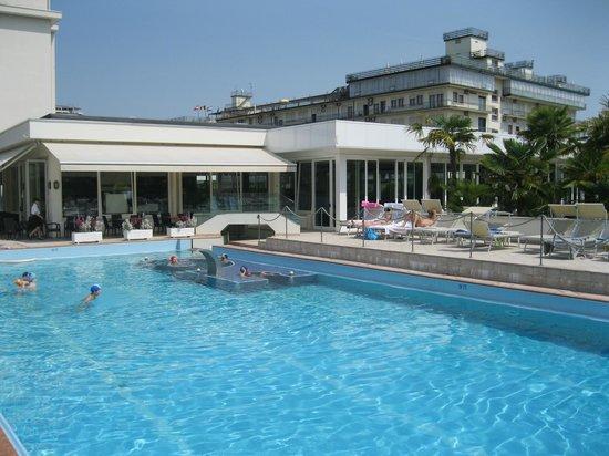 Terme Venezia Hotel: esterno