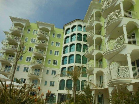 Smeraldo Suites & Spa: Hotel