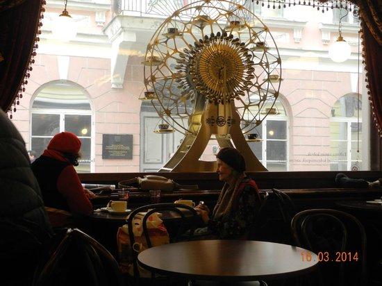 Maiasmokk Cafe: Пожилые леди за чашечкой чая