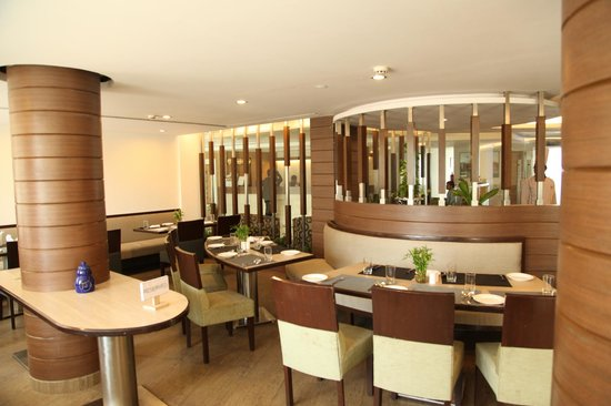 The Sizzle, Vits Hotel, Bhubaneswar