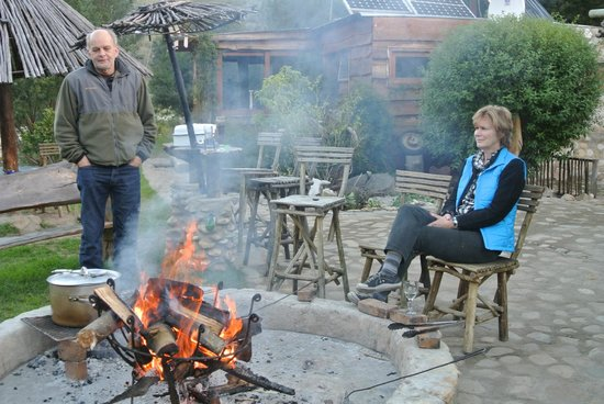 Angie's G Spot: at the braai