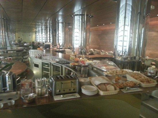 DuoMo Hotel : prima colazione