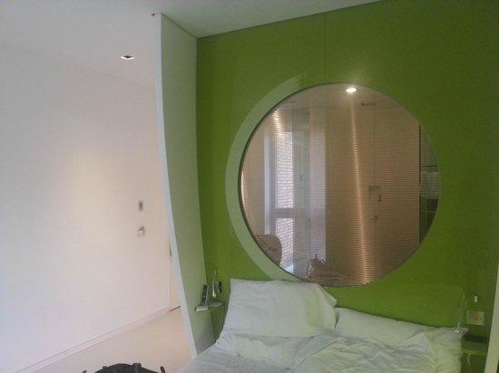 DuoMo Hotel : particolare camera