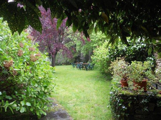 Bertiz Hostal: el jardín