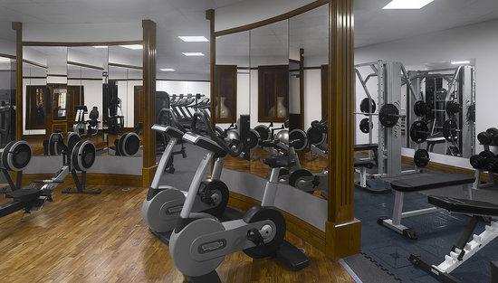 Radisson Blu Hotel & Spa, Galway: Gym
