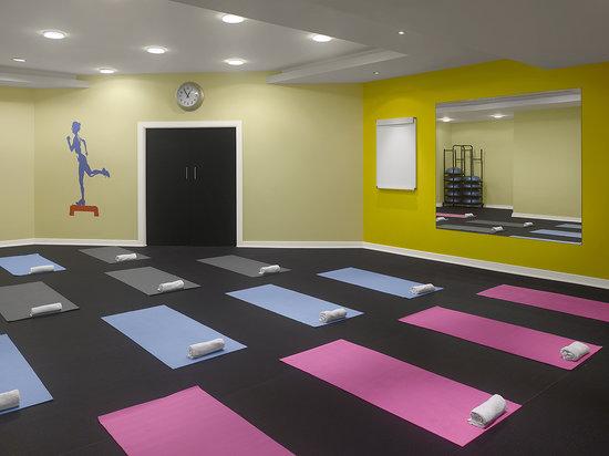 Radisson Blu Hotel & Spa, Galway: Fitness Studios
