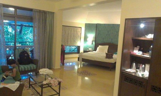 The Crown Goa: Executive Room