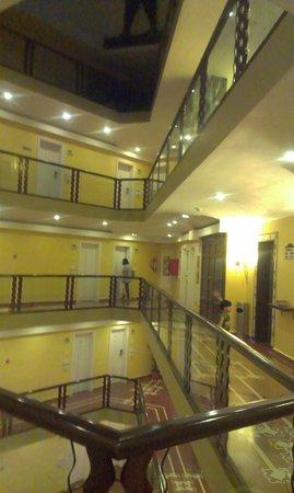 The Crown Goa: Lobby