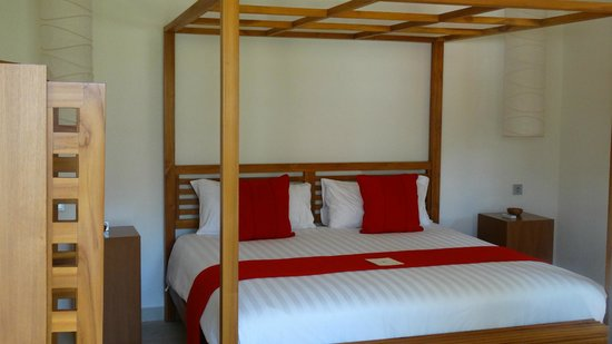 Rouge - Villas & Spa : chambre
