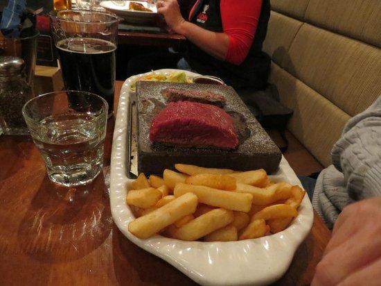 Mackenzie's : The steak