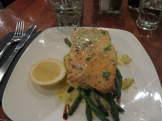 Mackenzie's : the salmon