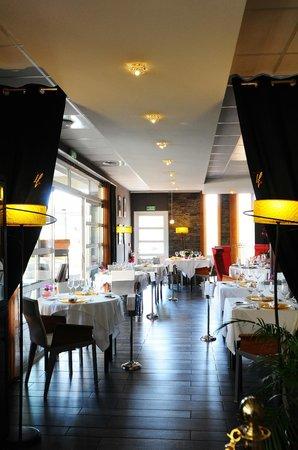 Restaurant Le 860 : L'entrée du restaurant.