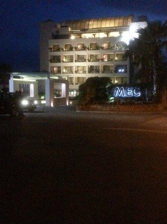 Mec Paestum Hotel: Esterno Hotel