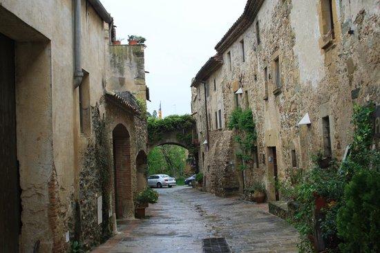 Mas Masaller: Visita a los pueblos de los alrededores