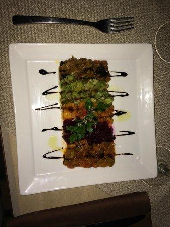 Villa Makassar: Riad food excellent!