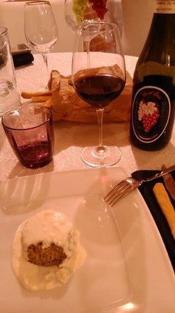 EnoAgriturismo di Charme L'Acino d'Uva : raffinata cena
