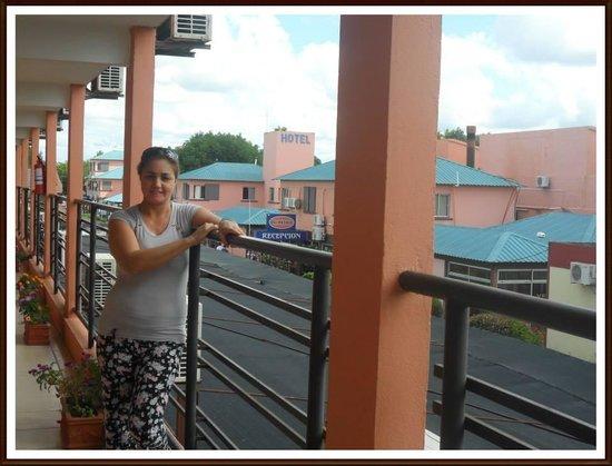 Hotel Del Pasaje: en el hotel