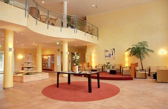 Hotel Thermalis: Thermalis Lobby 1