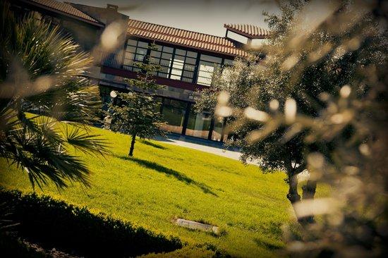 Villa Nazules Hipica Spa: Detalle Hotel