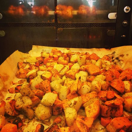 Peter's Since 1969 : Roasted root vegetables