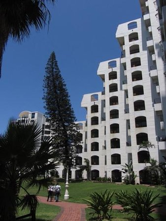Cabana Beach Resort: Cabana Beach Hotel