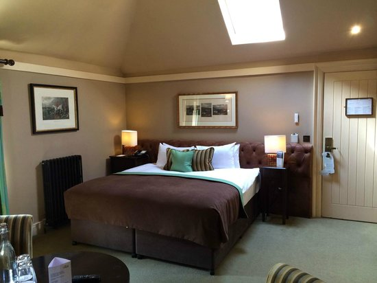 Castle Leslie Estate: the room Prince (The lodge)