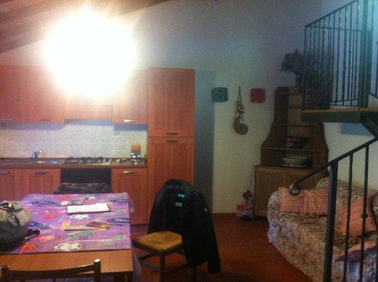 La Locanda Del Minatore: Appartamento Itaca
