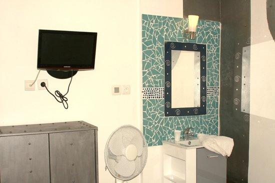 deco chambre 1 personne - Bild von Hotel De La Place ...