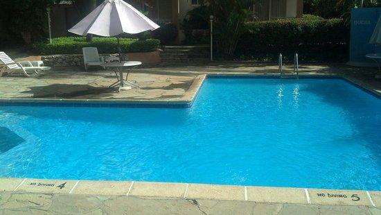 Hotel Casa Cayena: Pool