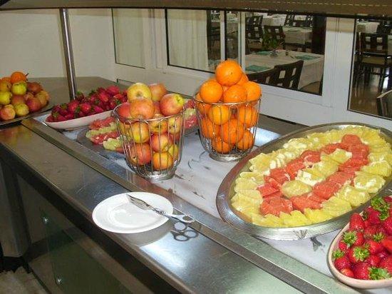 PrimaSol El Mehdi : Buffet desserts