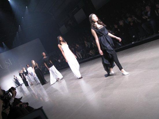 Sofitel Montreal Golden Mile: Montreal Fashion Week