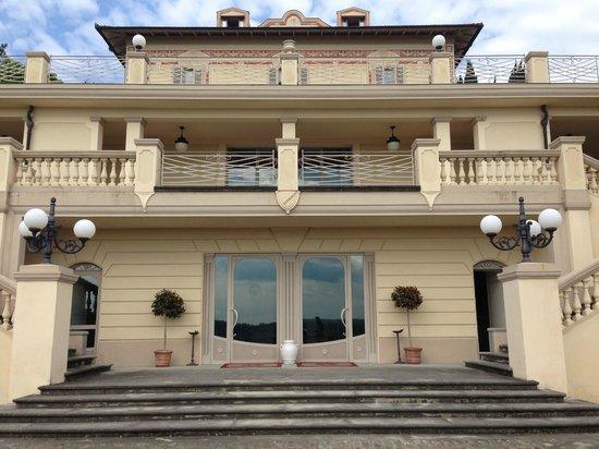 Villa la Borghetta : Hotel