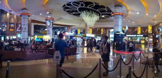 Lobby Siam Paragon Cineplex